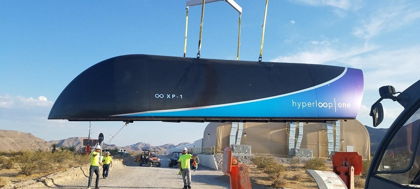 Hyperloop One: Rewinding Into the Future of Travel