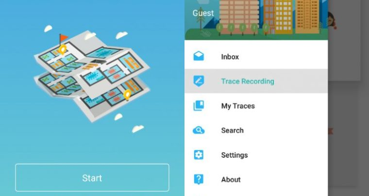 No GPS signals in an indoor place? Use Microsoft Path Guide