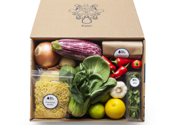 Amazon Fresh: The Blue Apron knock-off is live and kicking!