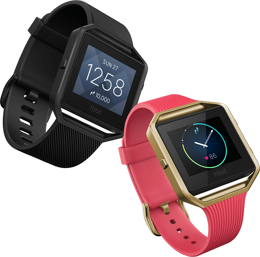 Fitbit Smartwatch: Fitness with technology