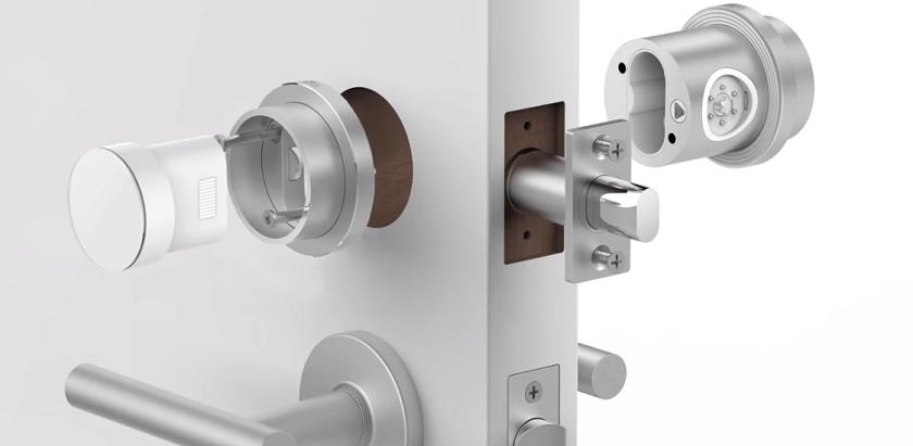 Otto smart lock