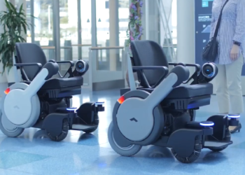 Self-driving wheelchairs to make in-airport commute convenient