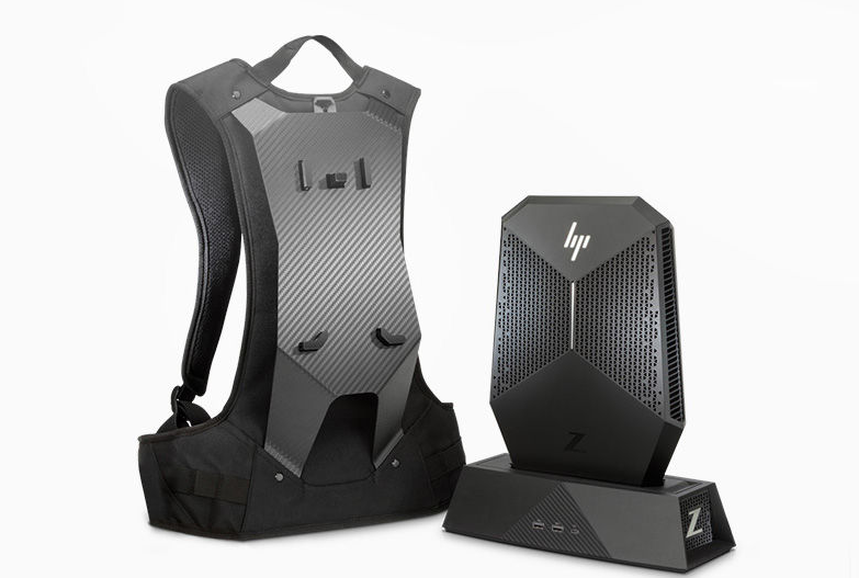 The VR backpack which is NOT for Gaming