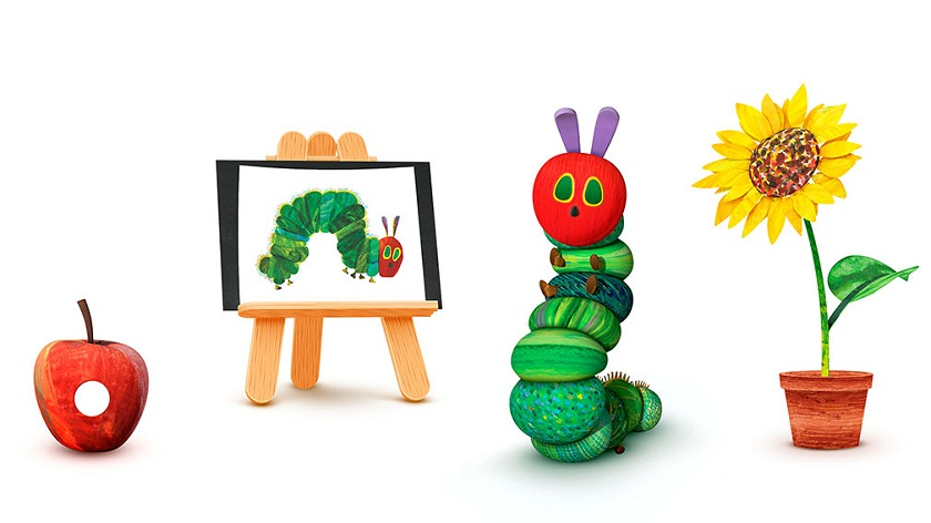 The Very Hungry Caterpillar AR