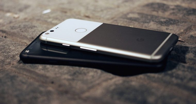 The highly anticipated Google Pixel 2!