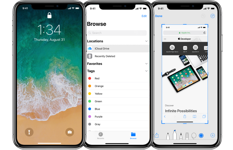 Ios 11 User Interface Review A Fresh Change In Software