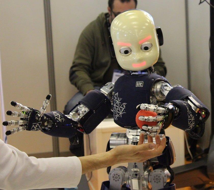 Autonomous indoor robots
