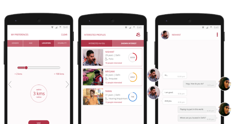 India comes up with the world's first dating app for disabled people