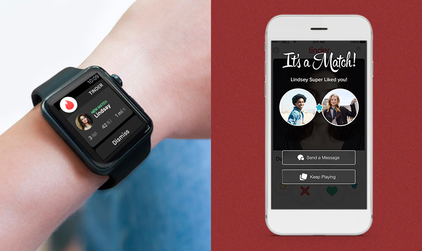 Tinder top android wear apps
