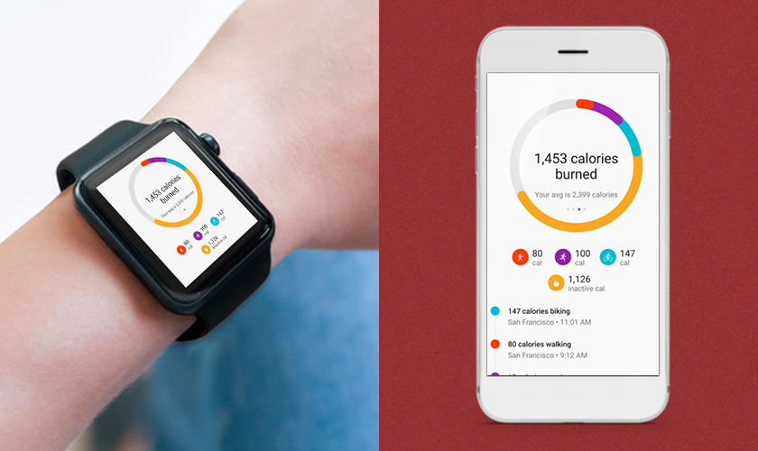 Google Fit top android wear apps