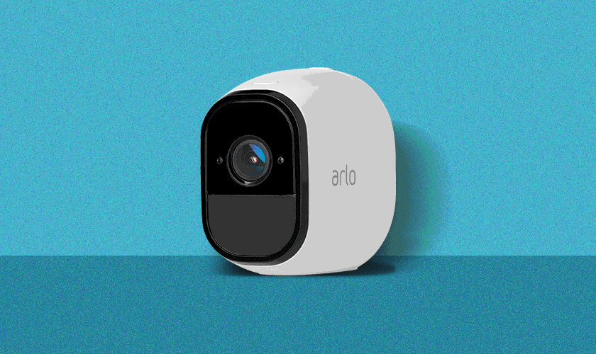 Arlo Smart Home Security (2) cameras
