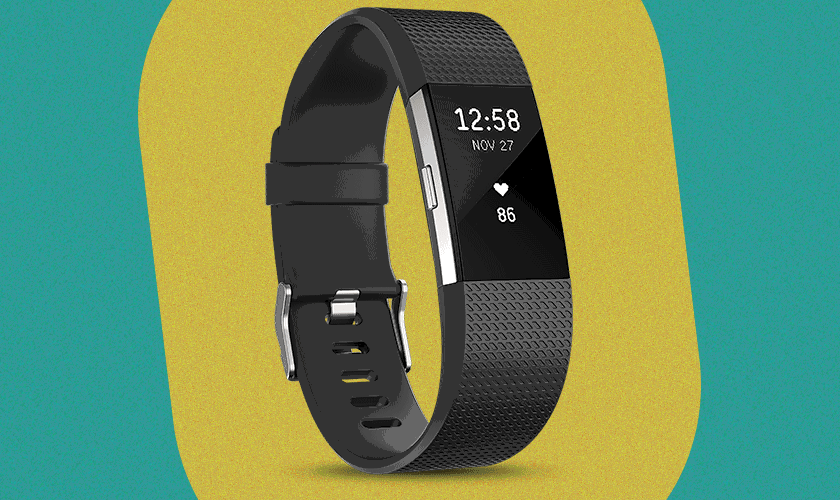 Fitbit-Charge-2 Best Heart Rate Monitors in 2018