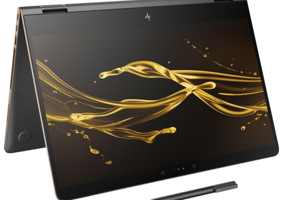 HP Spectre x360 15 comes with New 8th Gen Chip With AMD Radeon RX Vega Graphics