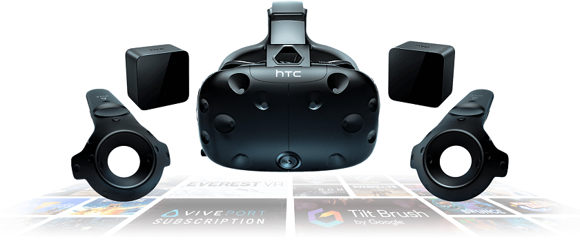 HTC Vive Top AR & VR headsets of 2018