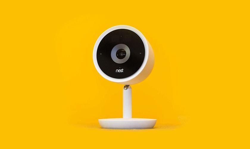 Nest Cam IQ home security cameras