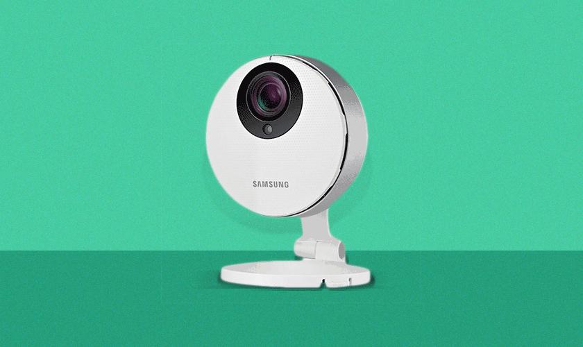 Samsung Smartcam HD Pro security cameras