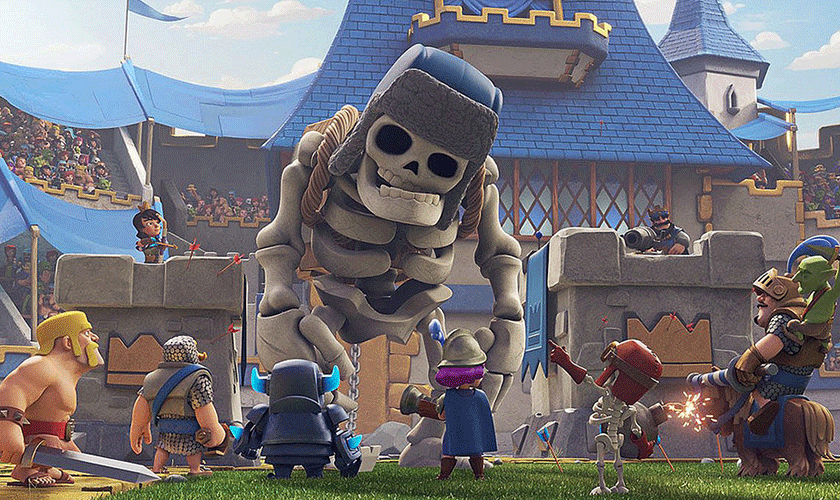 Clash-Royale-free-android-games