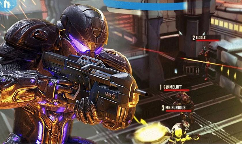 NOVA-Legacy-free-android-games