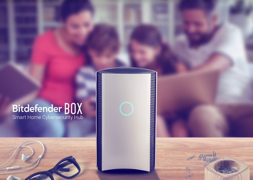 Review Bitdefender Box