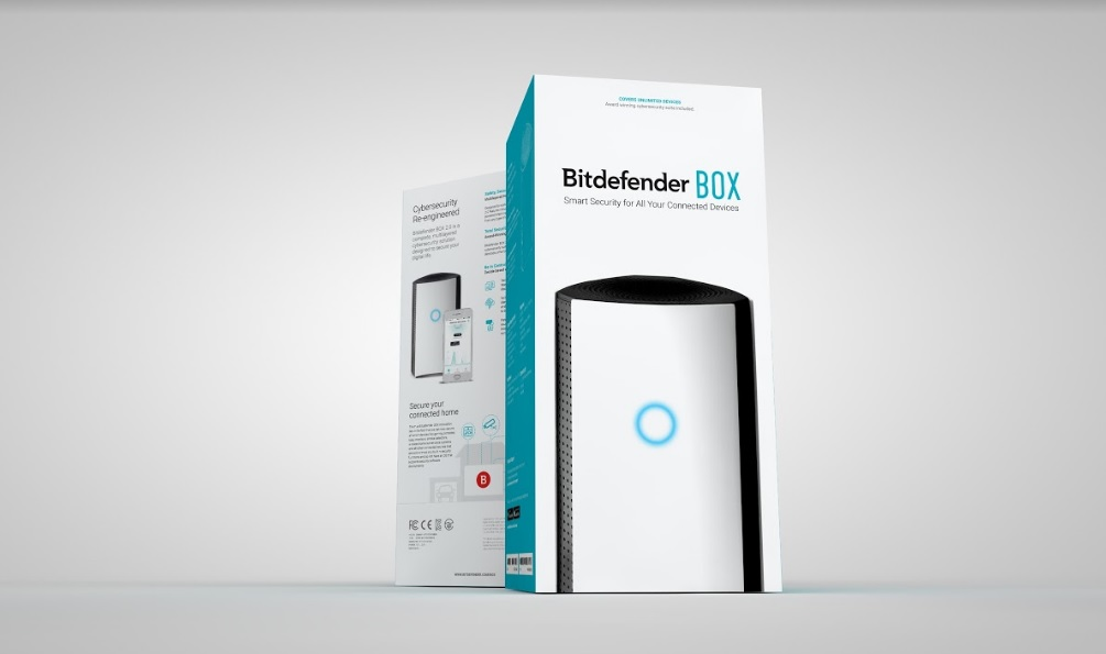 Bitdefender Review Box