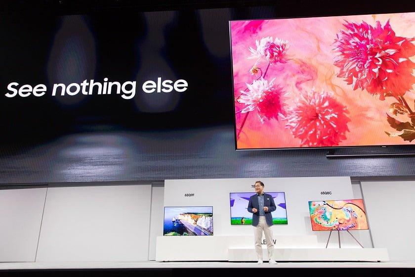 Samsung 2018 QLED TV