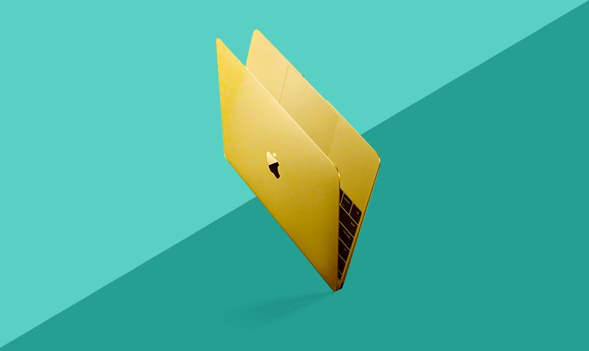 24k Gold MacBook Pro most expensive PCs