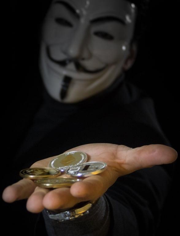 Cryptocurrency hacking Binance