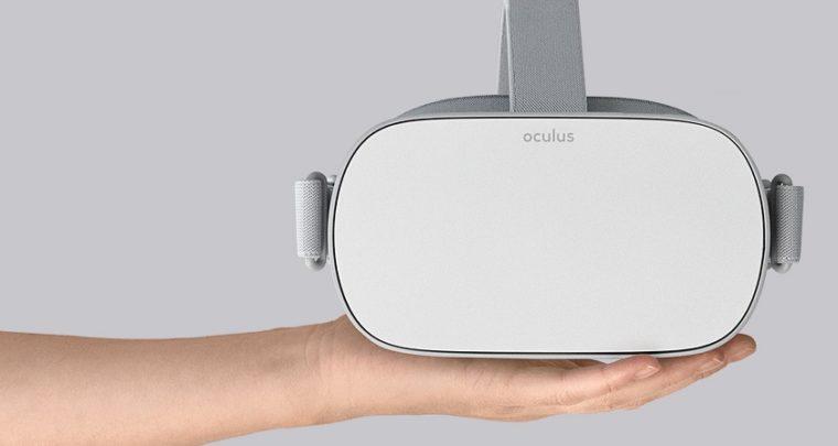 Oculus Go Standalone VR Headset Priced Under $200