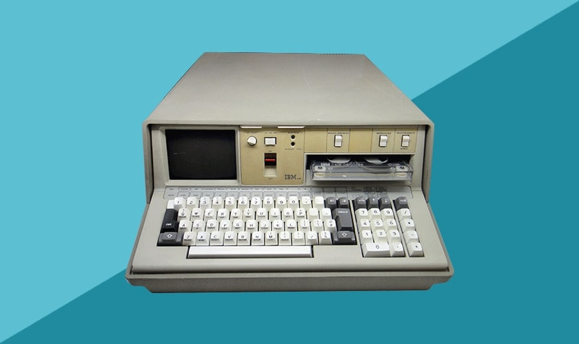 IBM 5100 most expensive computers