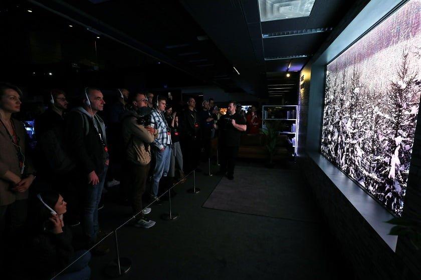 Samsung 2018 QLED TVs