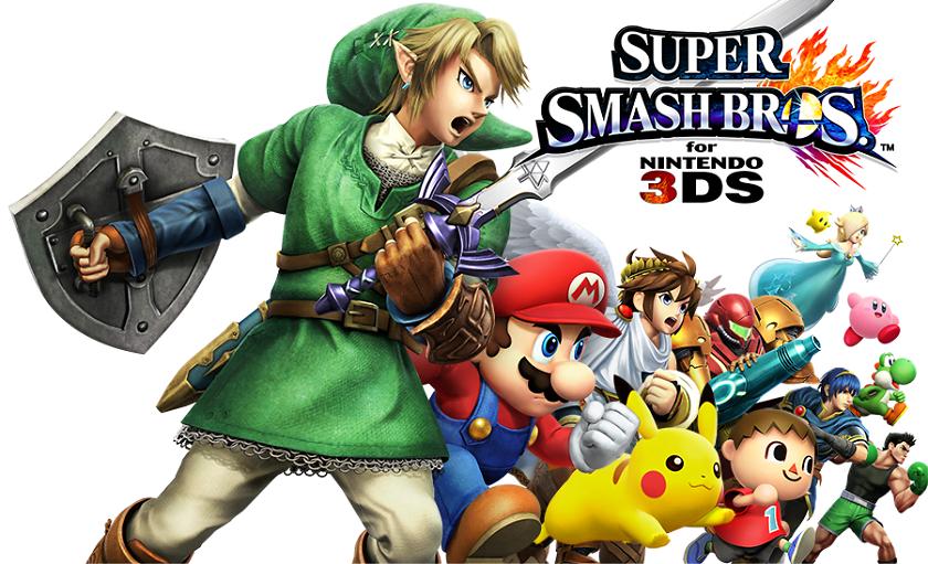 Nintendo Smash Bros Switch