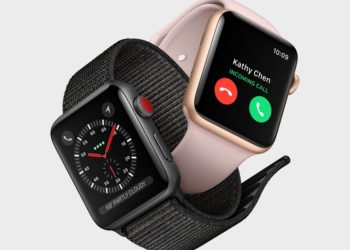 Rumored Apple Watch Series 4 to Feature 2D Face Recognition