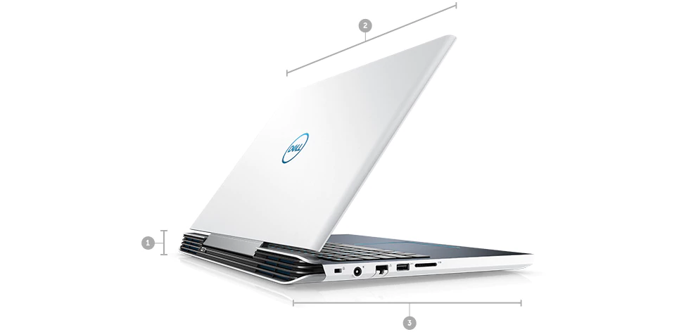 Dell G Series laptop Dimension
