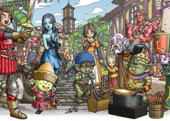Dragon Quest VR is coming to Japan