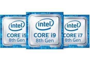 Intel Core i9 Processor Comes to Mobiles, Laptops