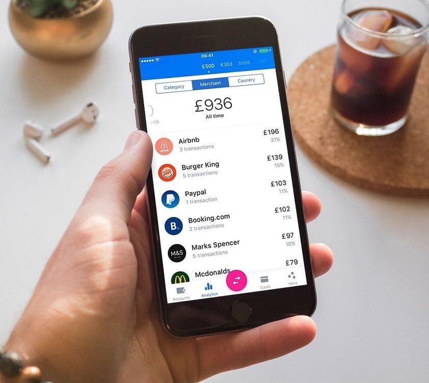 digital bank revolut