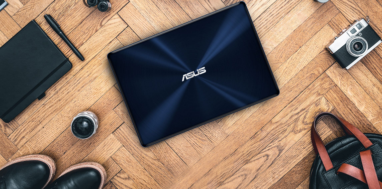 Asus ZenBook 13 (2018) Review: It's Compact, Powerful and Slightly Too Shiny