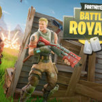 Fortnite Battle Royale Mode Epic Games