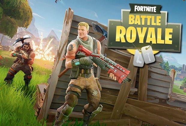 Fortnite Battle Royale Mode Epic Games