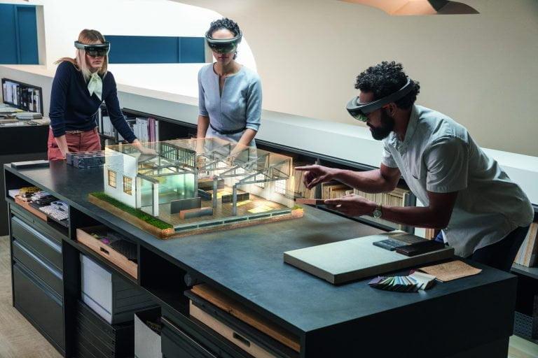 Microsoft Build 2018 HoloLens