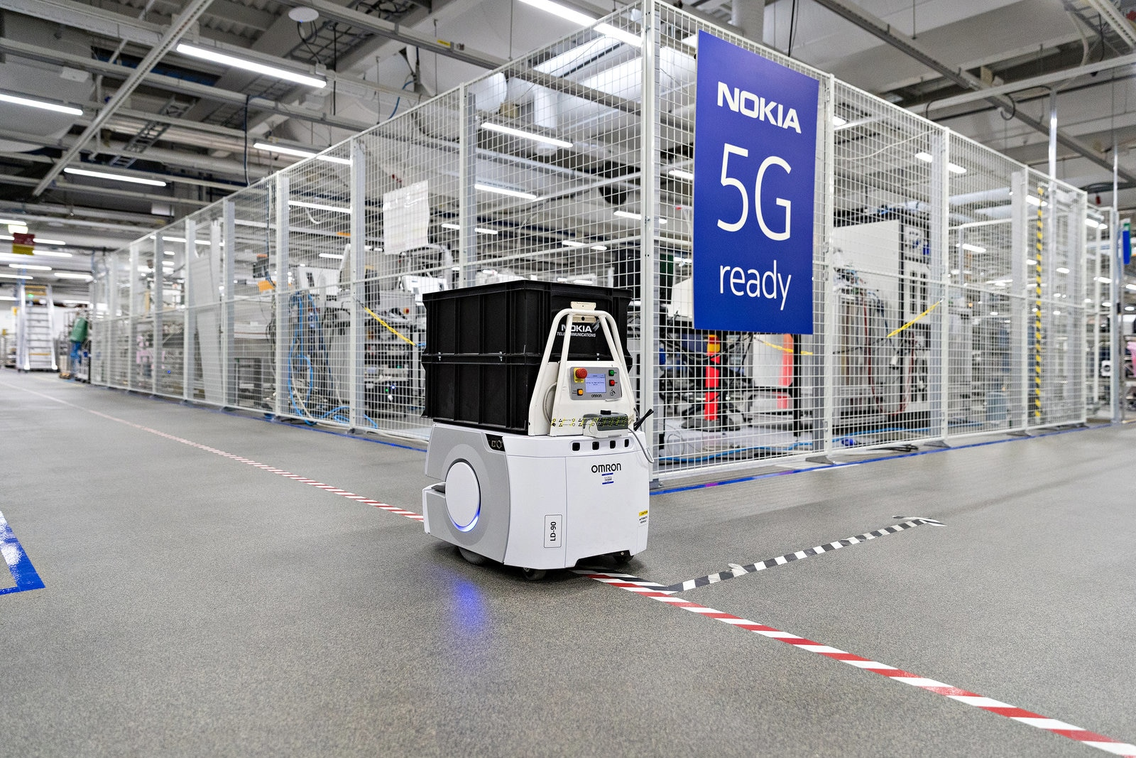 Nokia Expands IoT Business, Acquires SpaceTime Insight