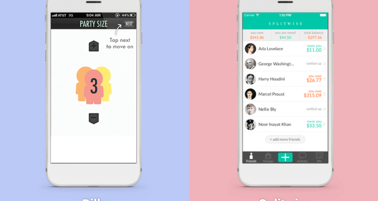 8 Apps for Splitting Bills with Friends