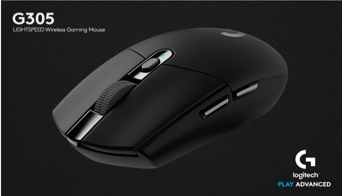best wireless mouse 2018G305