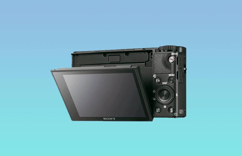 RX100 VI Sony