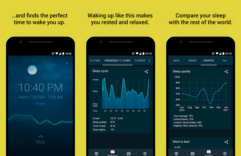 Sleep Apps_Sleep Cycle alarm clock