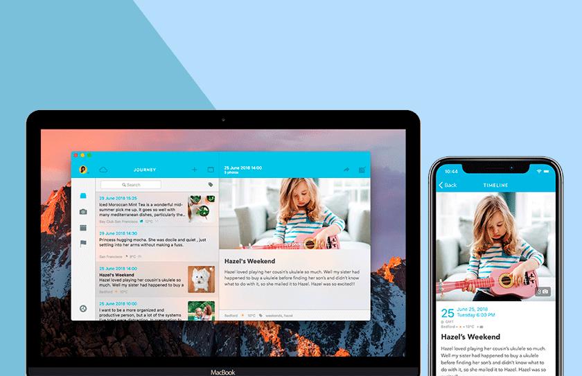 Journaling Apps -Journey