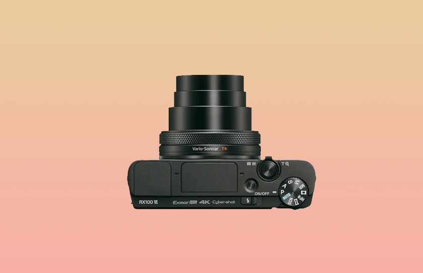 Sony RX100 VI series
