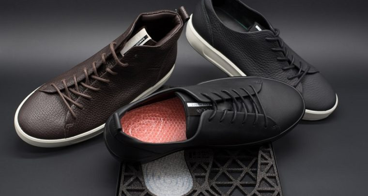 ECCO Steps Up in Footwear Industry with Customized 3D Printed Midsoles