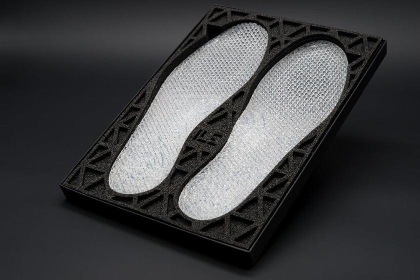 3D printed midsoles ILE