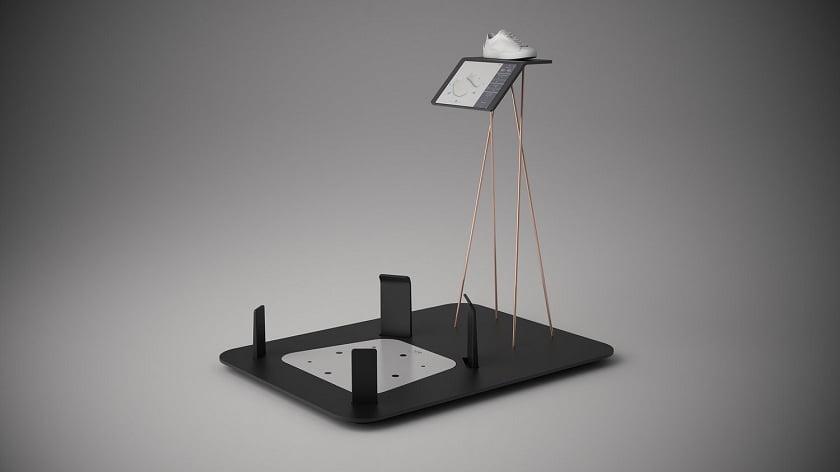 3D printed midsoles QUANT-U